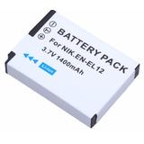 Bateria P/nikon En-el12 1400mah Aw130 S610 S9100 S9300 S9900