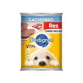 Pedigree Puppy Alimento Lata Perro Cachorro Res 375 Gr