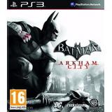 Batman Arkham City Para Playstation 3 -ingamemx- Oferta