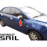 Aplique Cromados De Manijas Y Retrovisores Chevrolet Sail