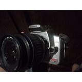Camara Canon Rebel Xt Pila Memoria 2gb