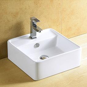 Cuba Banheiro De Sobrepor Porcelana Vitrificada Linda 8128