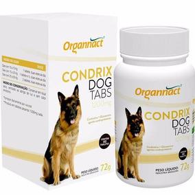 Condrix Dog Tabs 72g 1200mg Organnact Pet Shop Store