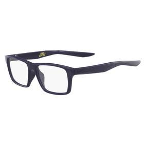 Óculos Nike Nike 7112 420 Azul Escuro Translúcido Lente Ta e8764432f6