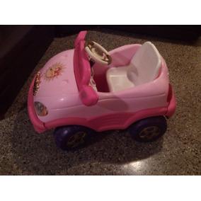 Carro Batería De Princesa