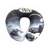 45 Kits Almofada Pescoço Mascara Dormir Star Wars Atacado