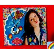 10 Cadenas Con Dije Soy Luna Fiesta Recuerdo Bolo Dulcero