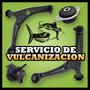 Reconstruccion Vulcanizadora Base Motor / Caja / Buje Meseta