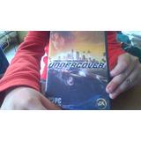 Videojuego Pc Nfs Undercover Dvd -serialkey