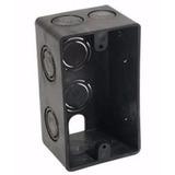 Caja Rectangular Pvc 10x5 Tecnocom