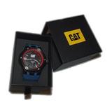 Reloj De Caballero Caterpillar A116128128 Original Importado