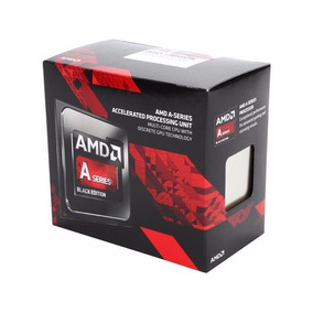 Processador Amd A10 7860k 3.6ghz 4.0ghz Max Turbo Fm2+