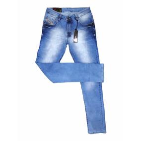 Calça Jeans Masculina Diesel Lycra Pronta Entrega Clara!