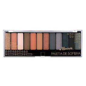 Paleta De Sombras Marchetti Black Smoked 01