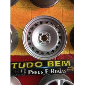 Roda De Ferro Renault Aro 15 Sandero Logan -tudo Bem Pneus