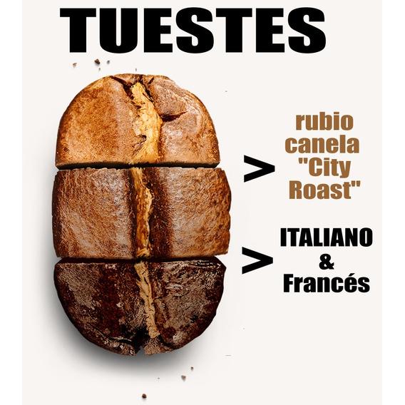 Cafe Tostado Italiano Intenso 100% Arabiga Premium Oferta