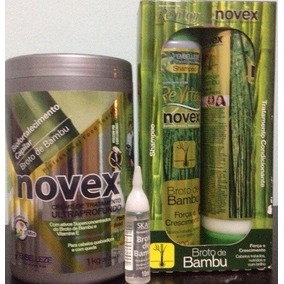 Línea Novex Bamboo