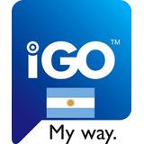 Actualizar Mapas Gps Argentina Igo Igo8 Primo + Radares 2018