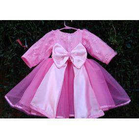 Vestido De Bautizo Cortejo Fiesta