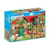 Playmobil Country Granja Figuras Y Animales Art. 6120