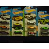 Hot Wheels Lamborghini Coleccion 10 Unidades