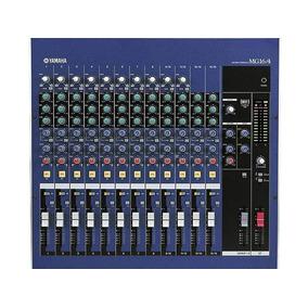 Consola De Sonido Profesional Yamaha 16 Canales,