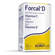 Forcal D 30 Cápsulas Mejora Sistema Inmunológico Eurolab Of