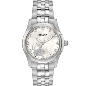 Reloj Bulova Diamond Glitter 96p182 Tienda Oficial Bulova