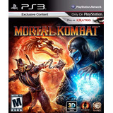Mortal Kombat Ps3 Digital Español Lgames