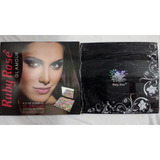 Kit 120 Cores De Sombras Ruby Rose