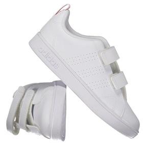 Tênis adidas Vs Advantage Clean Infantil Branco