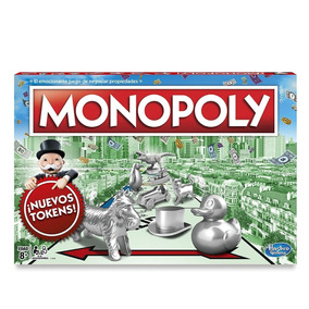 Monopoly Nuevos Tokens!!!!