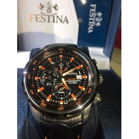 Reloj Festina Cronografo Como Nuevo!! Excelente Estado!!