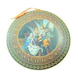 Ronda Natividad Calendario De Adviento De Navidad La Decorac
