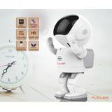 Robot, Cámara De Monitoreo Ip 960p Hd.