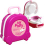 Basinica Baño Entrenador Color Rosa Nica Para Bebe B1009