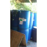 Tambores Tachos Plasticos 200 Litros Cisterna Tanque Flotado