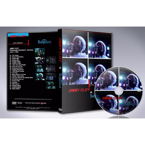 Dvd Jimmy Cliff - Rockpalast 1984