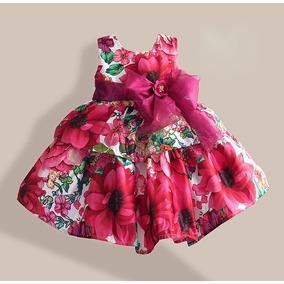 Vestido Festa Infantil Babado Daminha,formatura Casamento