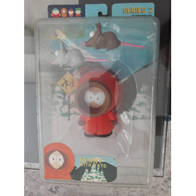 South Park Series 2 Kenny Con Ratas, Mirage Raro!