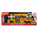 Camión Grua Con Gancho Movil Gigante Dickie Toys Tapi Smile