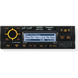 Jensen Jhd1630b Heavy Duty Am, Fm, Wb, Ipod Y Iphone, Ve