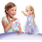Muñeca Frozen Elsa Aurora Boreal