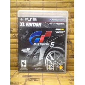 Jogo Ps3 - Gran Turismo 5 Xl Edition - Frete Barato