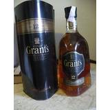 Botella Grant`s 12 Años Premium