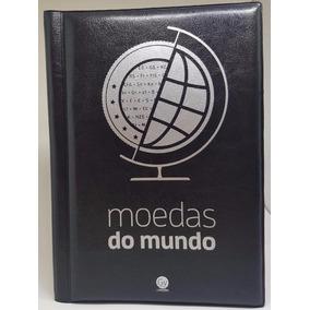 Álbum Moedas Do Mundo
