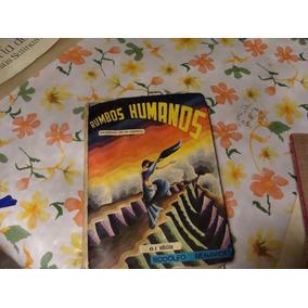 Libro Clave 71 Rumbos Humanos , Rodolfo Benavides , 382 Pagi