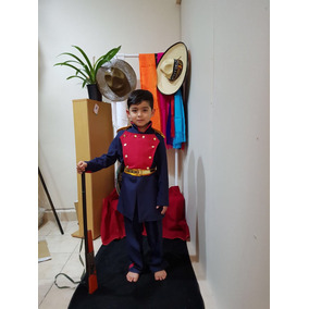 Vestuario De Allende Para Revolucionario 20 Noviembre
