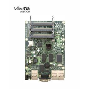 Placa Router Rb 433 (680mhz Atheros Cpu), 128mb Ram, 3 Lan,