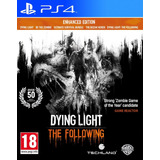 Dying Light The Following - Enhanced Edition - Ps4 Digital